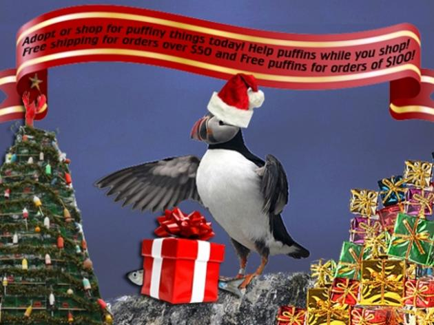 Project Puffin Holiday Specials