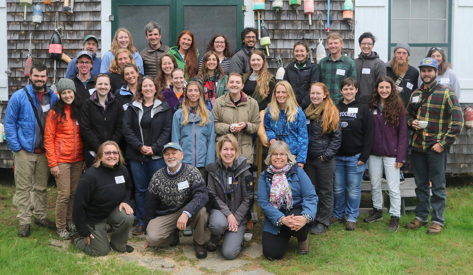 2017 Project Puffin Summer Staff
