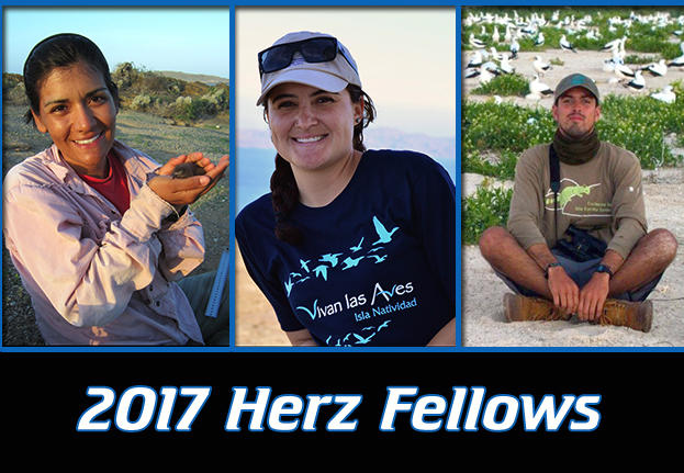 Herz Fellows 2017