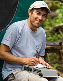 Fernando Solis (MEXICO) - 2016 Herz Fellow