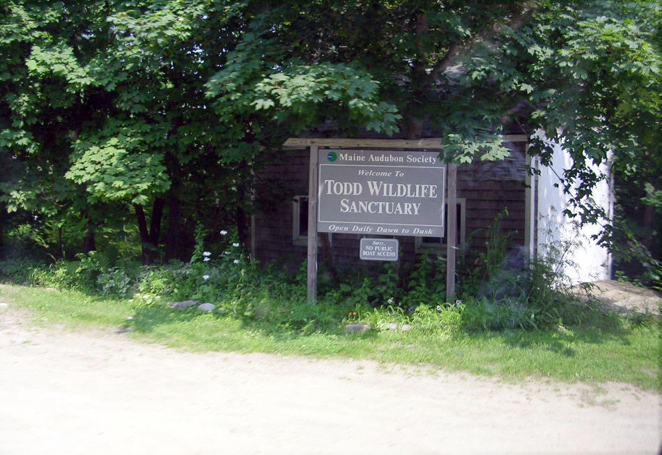 Todd Wildlife Sanctuary